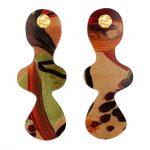 Amoureuse Safari 01 – Artwork and stud